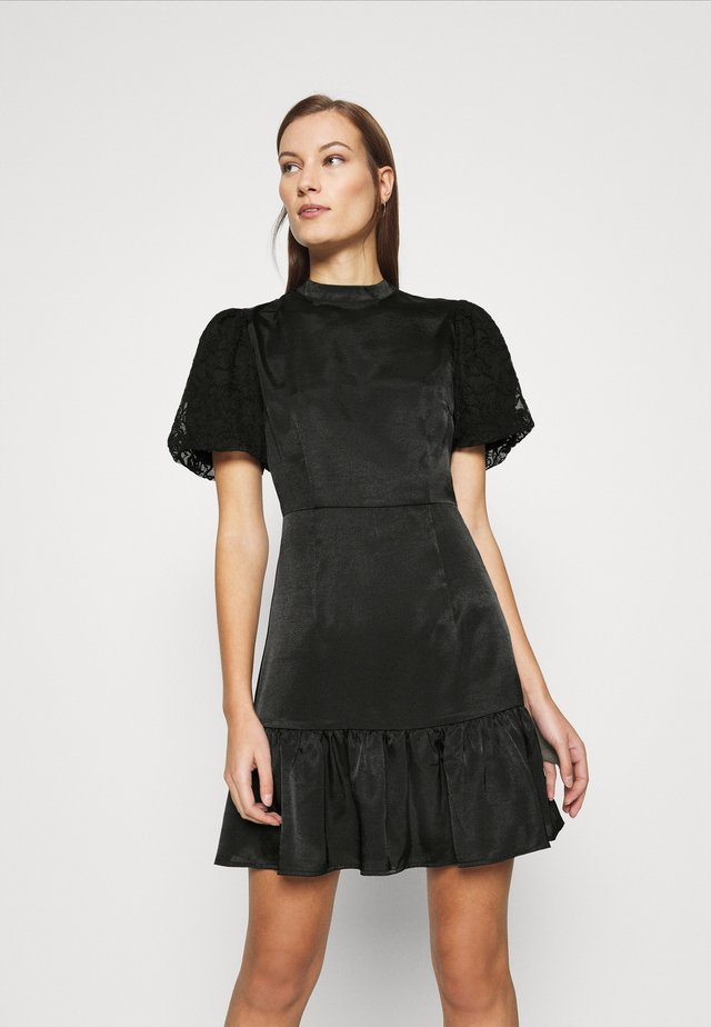 BLAKE DRESS - Cocktailjurk - black
