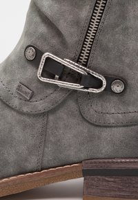 Rieker - Winter boots - smoke/nero - 5