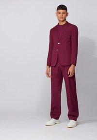 BOSS - IMATTEO - T-Shirt basic - purple - 1