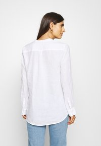 Marc O'Polo - BLOUSE LONG SLEEVED - Camicetta - white - 2