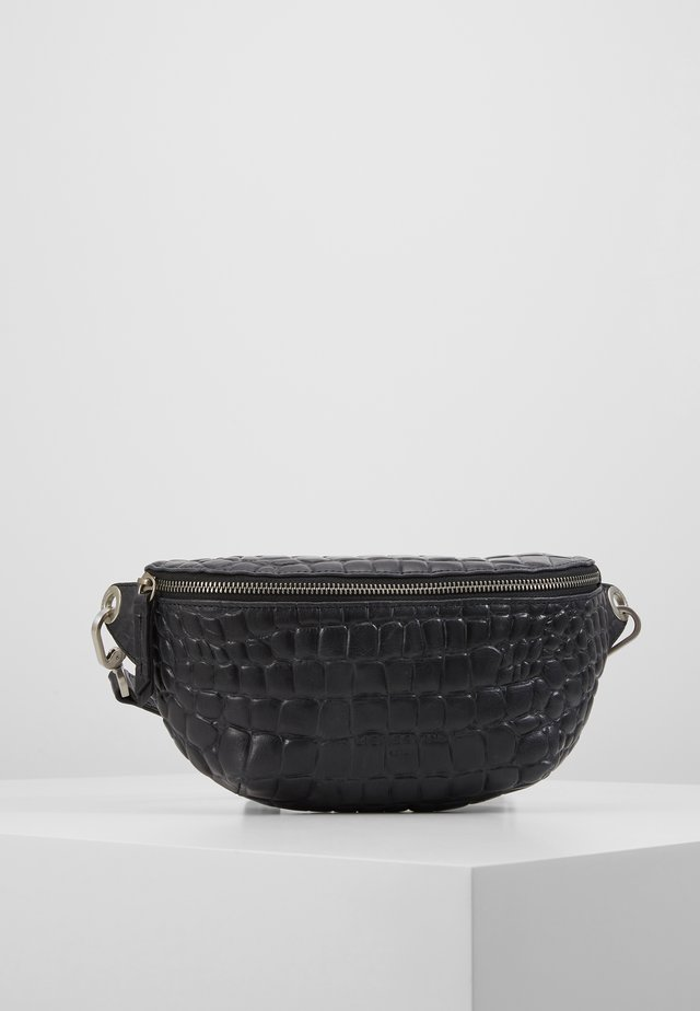 TAVIA - Bum bag - black