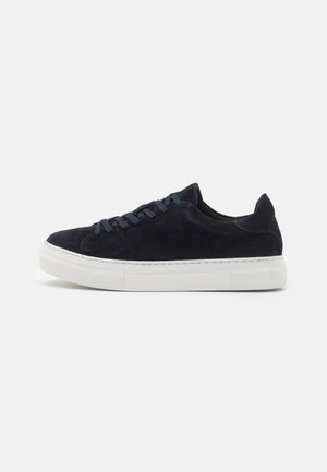 SLHDAVID CHUNKY CLEAN  - Trainers - dark navy