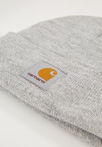Carhartt WIP - SCOTT WATCH HAT - Beanie - grey heather/wax - 5