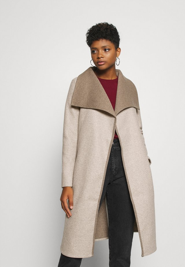 VIBIAS COAT - Manteau classique - natural melange