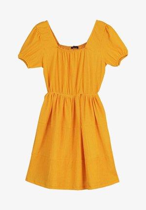 Vapaa-ajan mekko - orange