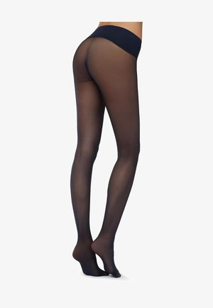 INVISIBLE - Tights - blue