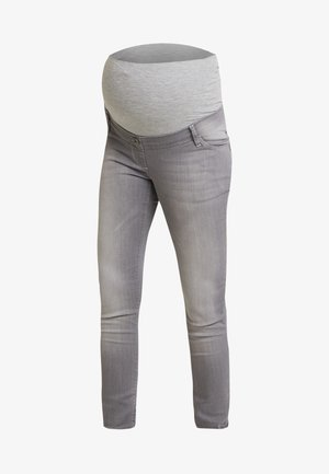 SOPHIA - Slim fit -farkut - grey denim