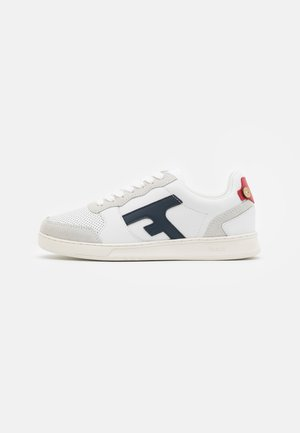 BASKETS HAZEL UNISEX - Sneakersy niskie - offwhite/navy