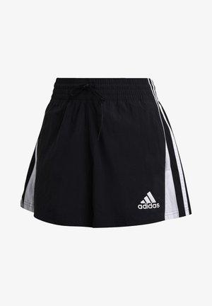 COLORBLOCKED 3-STRIPES SHORTS - Pantaloncini sportivi - black