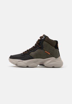 JRMINX MID - Sneakers alte - anthracite