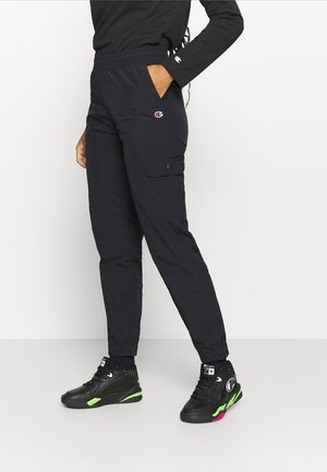 CARGO PANTS ROCHESTER - Trainingsbroek - black