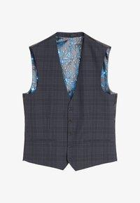 Next - Suit waistcoat - blue - 2