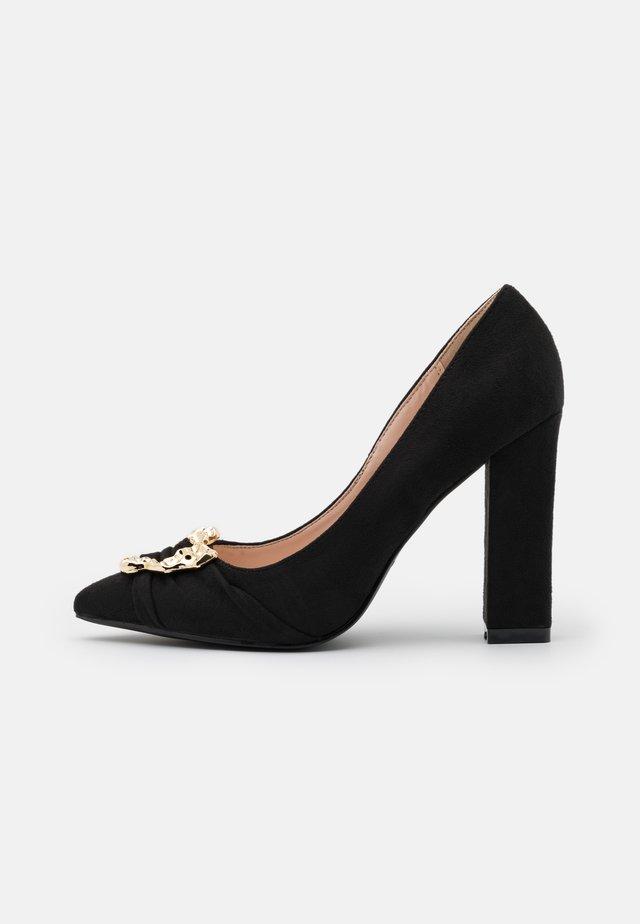 DEVON - Klassieke pumps - black