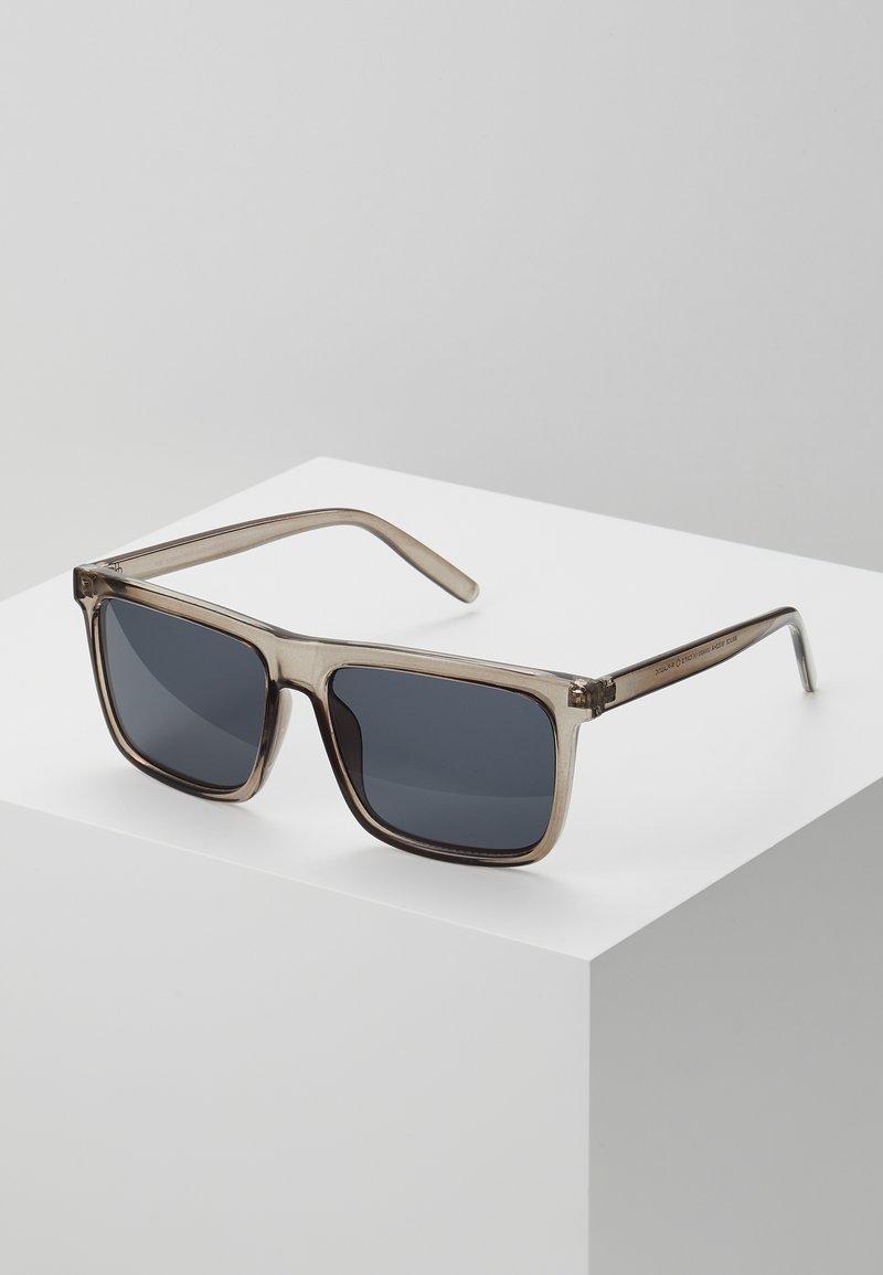 CHPO - BRUCE - Sluneční brýle - grey-transparent /black