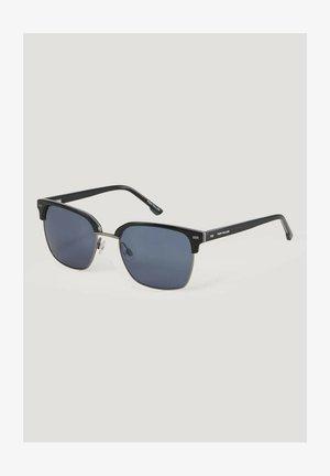 Sunglasses - black white/grey/ gun matt