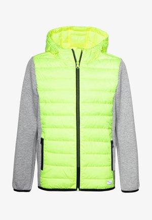 LANGARM - Light jacket - paradiesgrün
