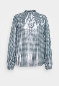 Bruuns Bazaar - NOTTING TERNI  - Blouse - aqua blue - 0