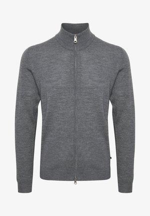 MAMASON - Strikjakke /Cardigans - medium grey melange