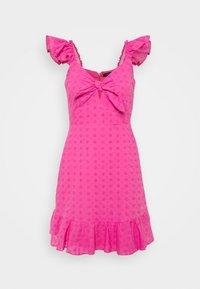 Trendyol - Day dress - pink - 3