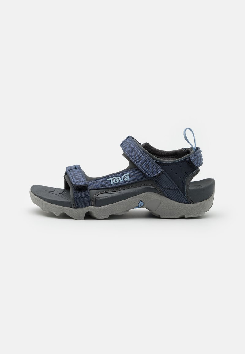 Teva - TANZA UNISEX - Walking sandals - griffith total eclipse