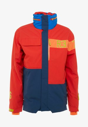 CENTERFIELD - Ski jacket - coral red