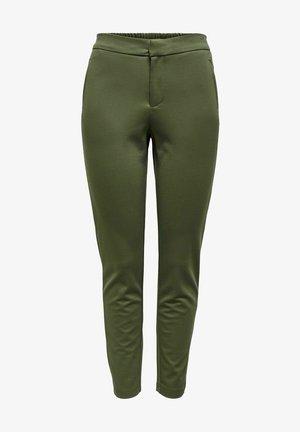 ONLPOPTRASH LIFE STRIKE PANT - Trousers - kalamata