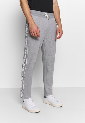 STRIPES PANTS - Pantaloni sportivi - grey