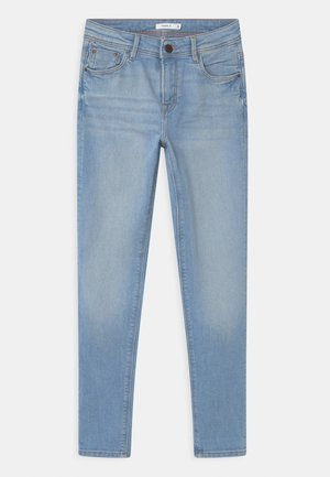 NKFROSE - Džíny Slim Fit - light blue denim