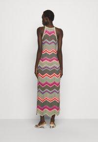 M Missoni - ABITO LUNGO SENZA MANICHE - Jumper dress - multi coloured - 2