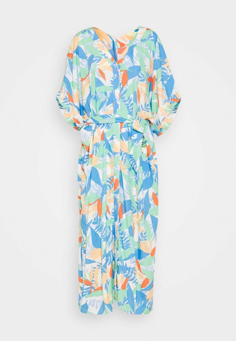 Monki - CARRO KAFTAN - Skjortekjole - multi-coloured