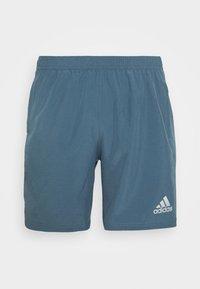 adidas Performance - OWN THE RUN - Pantalón corto de deporte - blue - 3