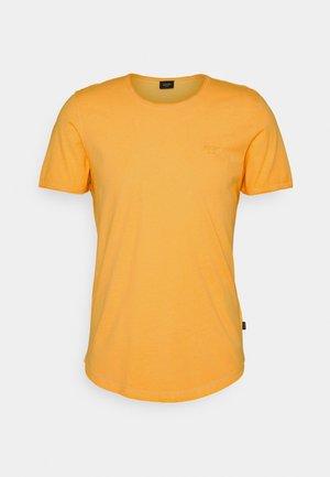 CLARK - Basic T-shirt - bright yellow