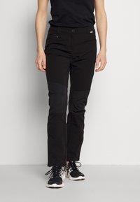 Regatta - QUESTRA III - Outdoor trousers - black - 0