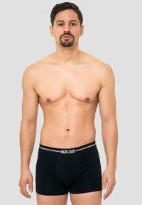 INDICODE JEANS - 7 PACK - Pants - white/grey/black - 0
