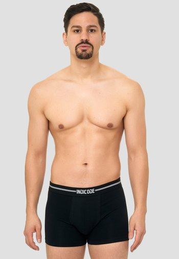 7 PACK - Pants - white/grey/black