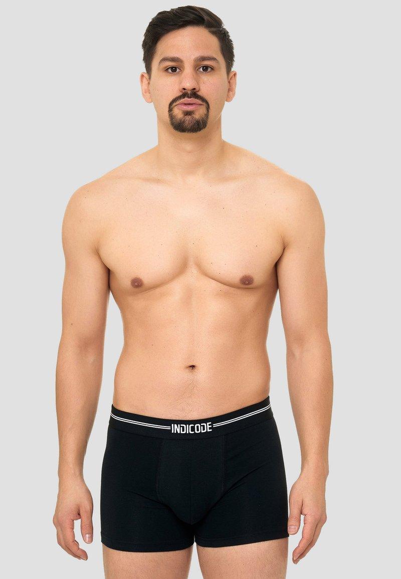 INDICODE JEANS - 7 PACK - Pants - white/grey/black