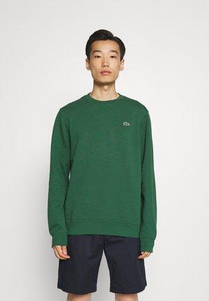 Sweater - vert/vert