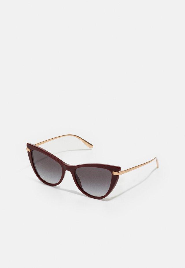 Sluneční brýle - pink/gold-coloured