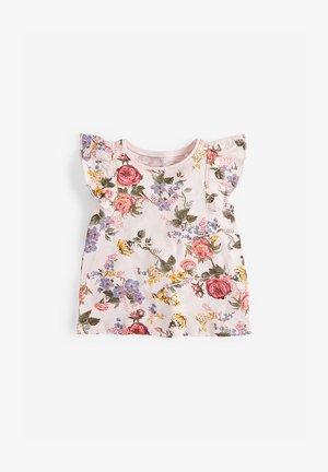 5 PACK VESTS - Print T-shirt - pink