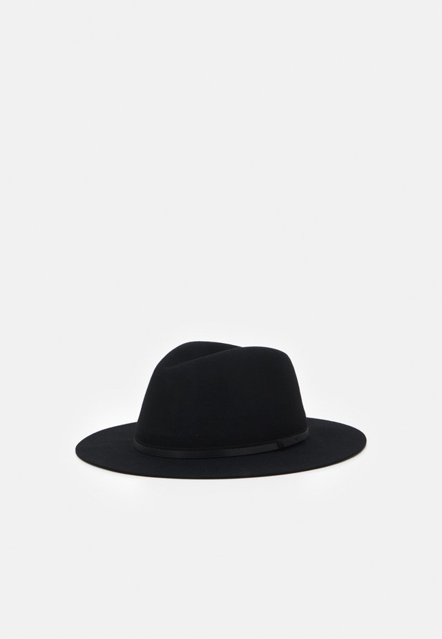 FEDORA HAT GENERAL HATS - Hatt - black