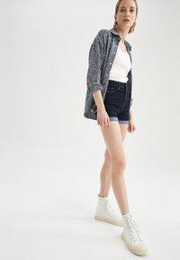 DeFacto - Denim shorts - blue - 1