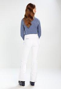 Columbia - ROFFE RIDGE - Snow pants - white - 2