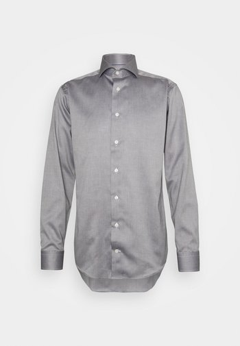 Slim Fit - Twill Shirt - Formal shirt - black