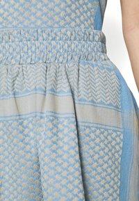CECILIE copenhagen - SKIRT - A-line skirt - cloud - 4
