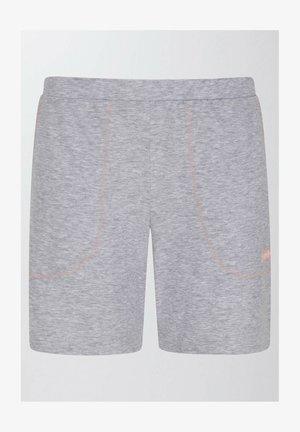 BERMUDA ZZZLEEPWEAR - Pyjama bottoms - stone grey melange