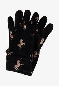 GAP - GIRL UNICRON - Handsker - true black - 0