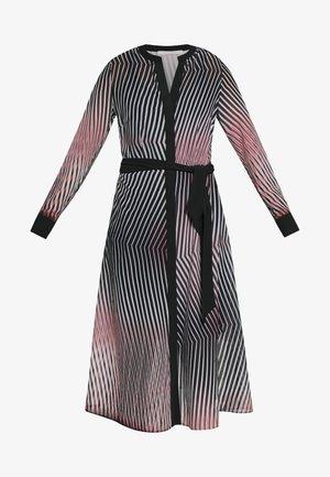 Denní šaty - rosé/black