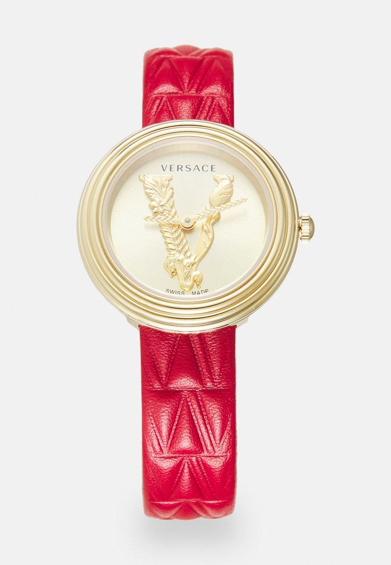 Versace Watches - VIRTUS MINI - Hodinky - red