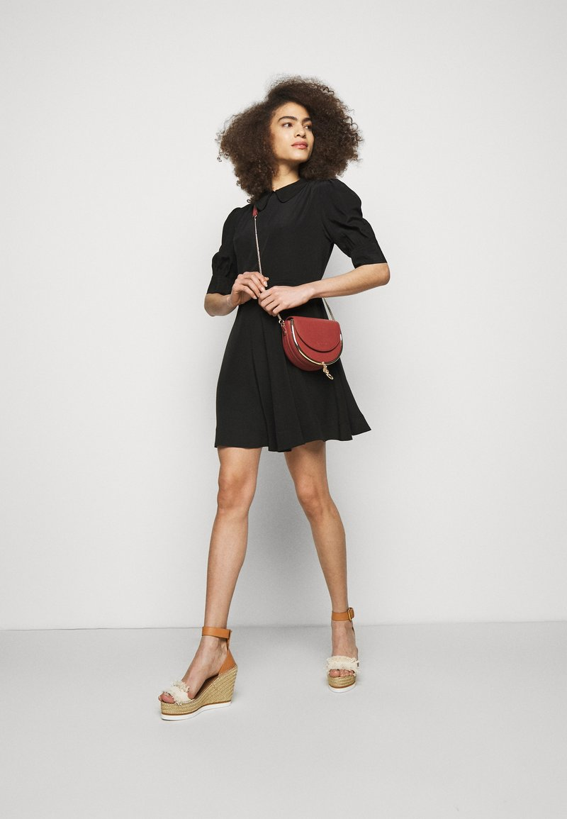 See by Chloé - Across body bag - faded red