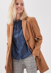 BONOBO Jeans - Halflange jas - marron clair - 3